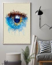 Optometrist Iriscolor Eye 11x17 Poster lifestyle-poster-1