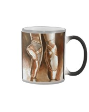 Ballet Strong Feet Color Changing Mug thumbnail