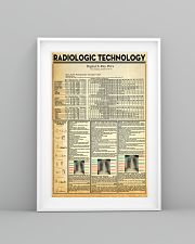 Radiologic Technologist knowledge 16x24 Poster lifestyle-poster-5