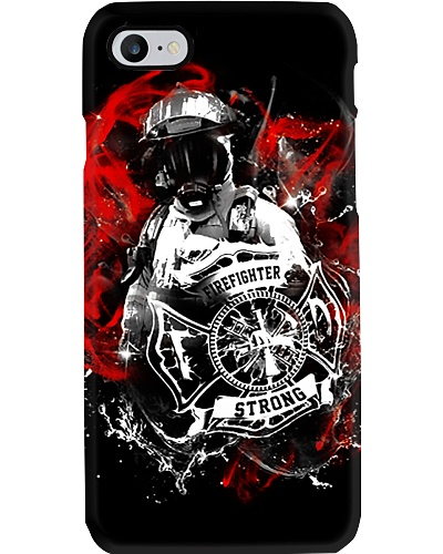 Firefighter Strong Phonecase