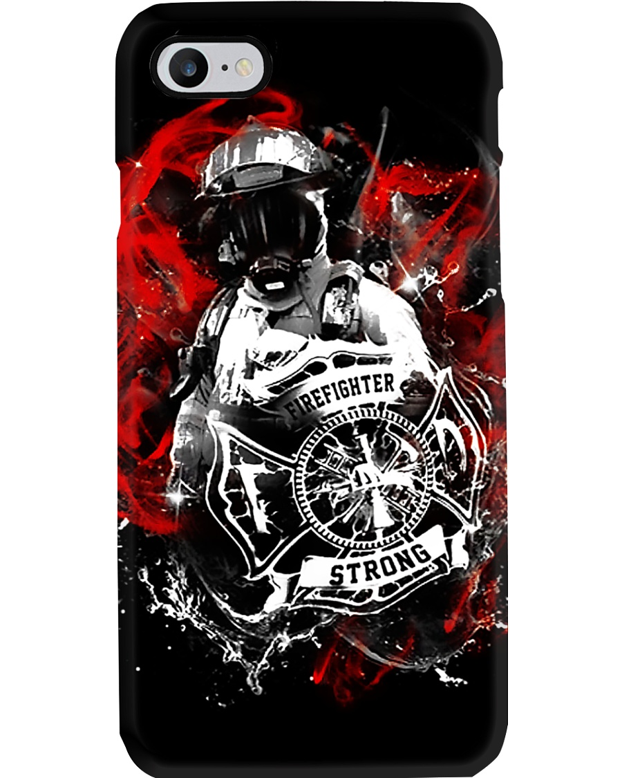 Firefighter Strong Phonecase Phone Case
