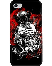 Firefighter Strong Phonecase Phone Case i-phone-7-case