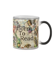 Books Born To Read Color Changing Mug thumbnail