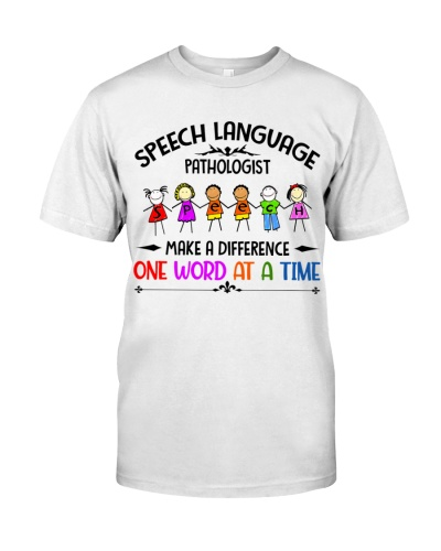 Speech Language Pathologist Make A Difference