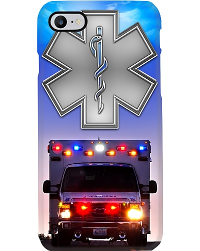 Paramedic Ambulance Logo