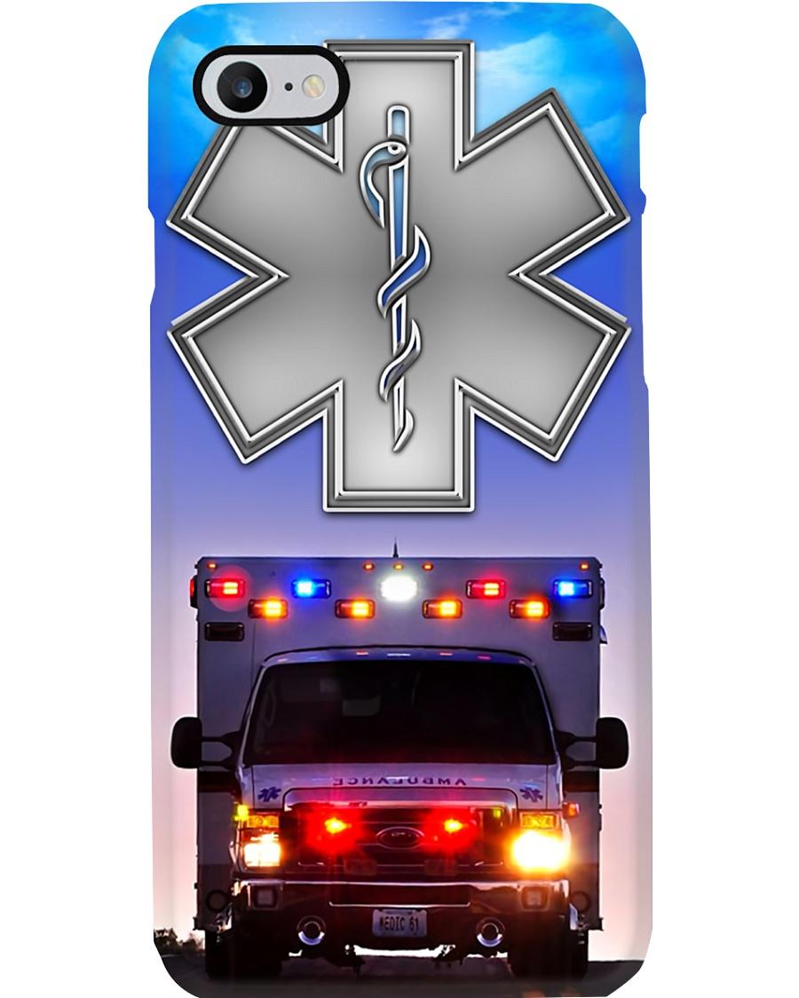 Paramedic Ambulance Logo Phone Case