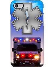 Paramedic Ambulance Logo Phone Case i-phone-8-case