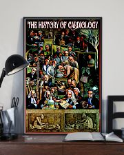 The History Of Cardiology 11x17 Poster lifestyle-poster-2
