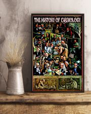 The History Of Cardiology 11x17 Poster lifestyle-poster-3