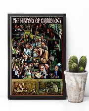 The History Of Cardiology 11x17 Poster lifestyle-poster-8