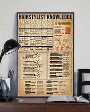 Hairstylist Knowledge  11x17 Poster lifestyle-poster-2