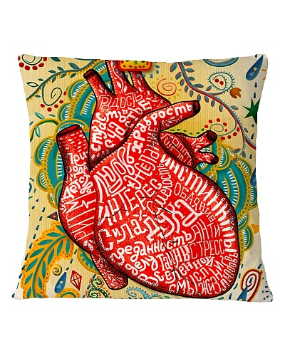 Anatomical Heart Pattern