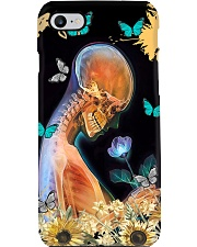 X-ray Image Floral Pattern Radiology Phone Case i-phone-7-case