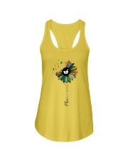 Pharmacist Colorful Icons Ladies Flowy Tank tile