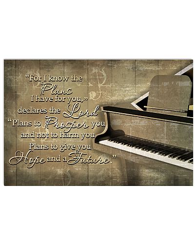 Pianist Piano Give you hope and a future