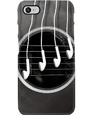 Guitar Strings Earphone Phone Case i-phone-7-case
