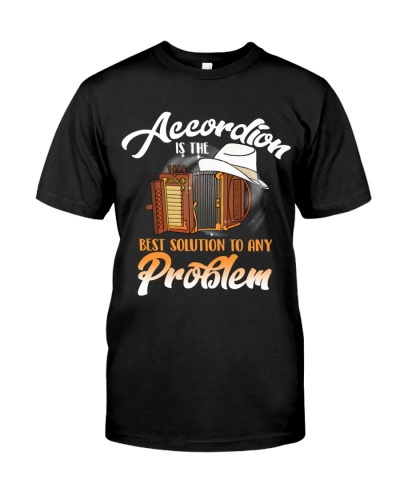 Accordion is the best solution to any problem