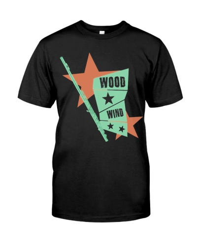 Wood Wind Flute