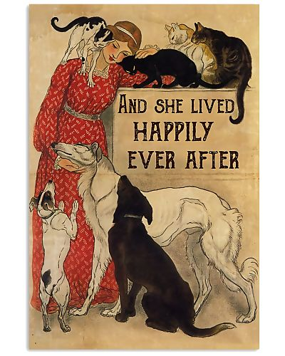 Veterinarian And She Lived Happily Ever After