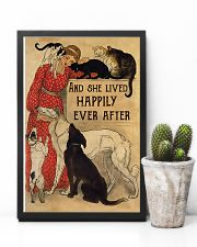 Veterinarian And She Lived Happily Ever After 11x17 Poster lifestyle-poster-8