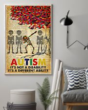 Autism It's A Different Ability 11x17 Poster lifestyle-poster-1