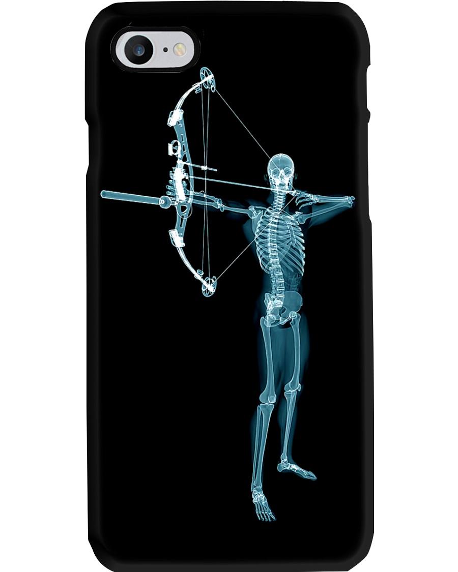 Archery Skeleton Phone Case