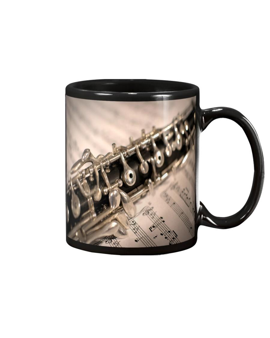 Oboe Music Mug
