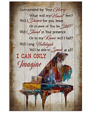 Piano I Can Only Imagine 11x17 Poster front