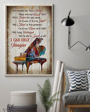 Piano I Can Only Imagine 11x17 Poster lifestyle-poster-1