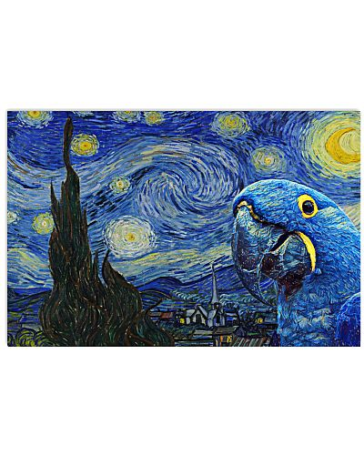 Parrot Starry Night