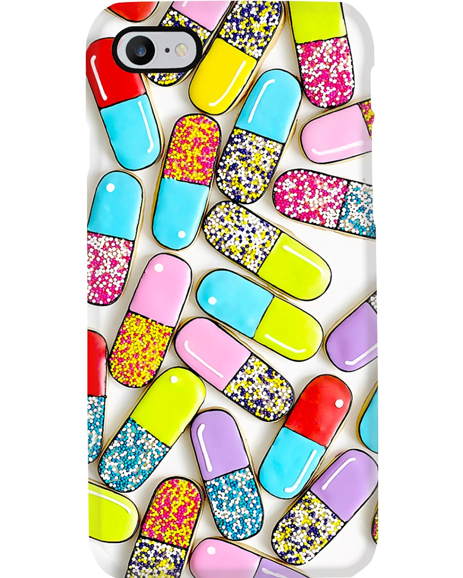 Pharmacist Cute Pills Phone Case