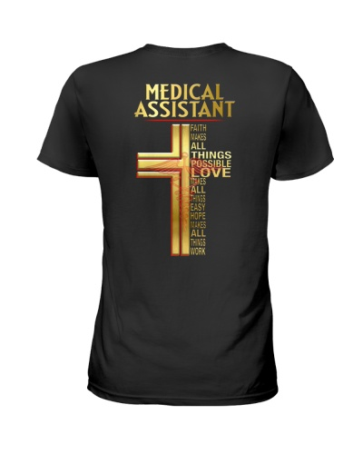 Medical Assistant - Hope makes all things work