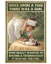 Veterinarian Girl Once Upon A Time 11x17 Poster front