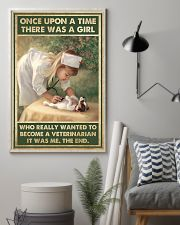 Veterinarian Girl Once Upon A Time 11x17 Poster lifestyle-poster-1