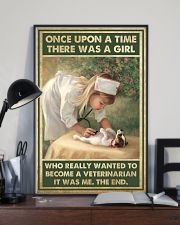 Veterinarian Girl Once Upon A Time 11x17 Poster lifestyle-poster-2