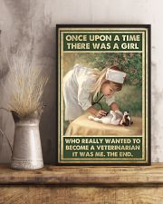 Veterinarian Girl Once Upon A Time 11x17 Poster lifestyle-poster-3