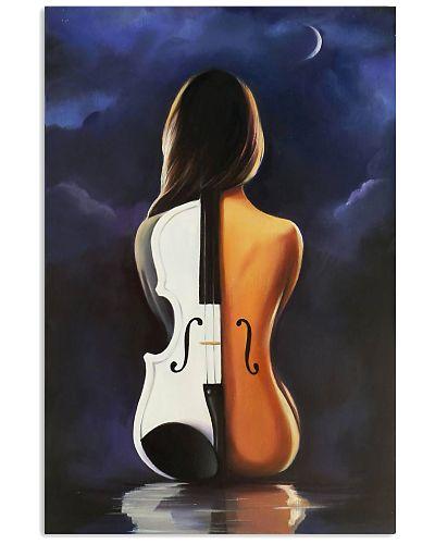 Half Violin Image