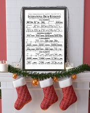 Drummer - Drum Rudiments 11x17 Poster lifestyle-holiday-poster-4