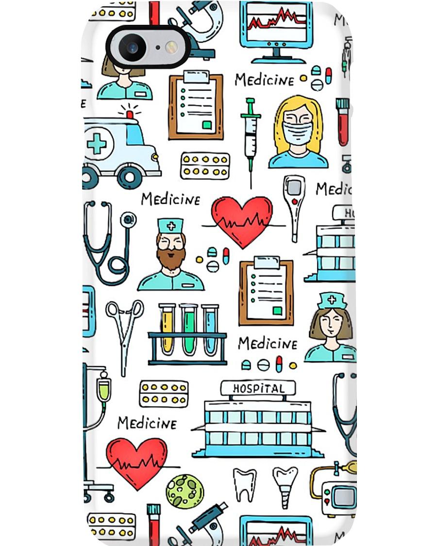 Surgeon And Medicine Phone Case