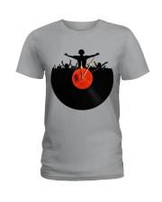 DJ - Unique T-shirt Ladies T-Shirt thumbnail