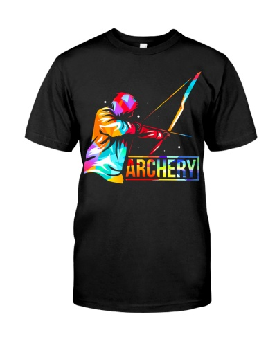 Archery Colorful