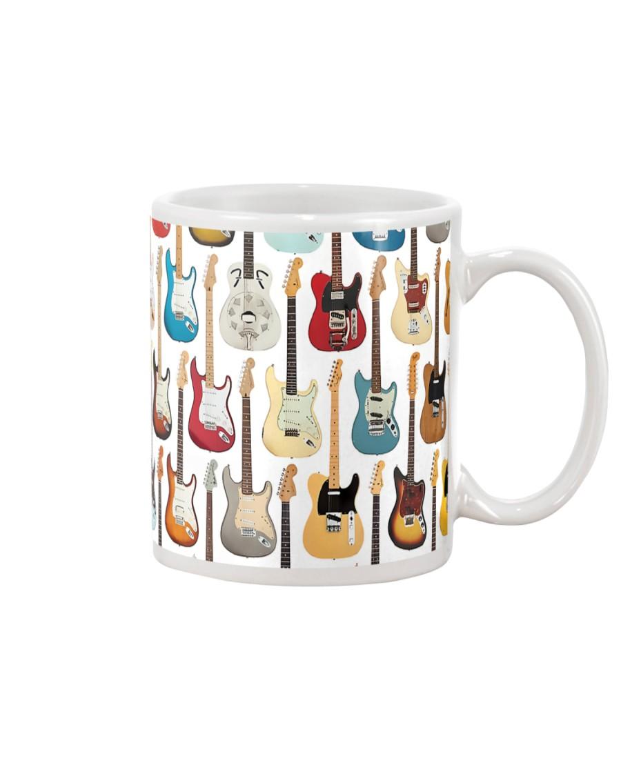 Different Guitar Mug