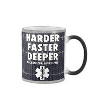 Paramedic Harder Faster Deeper  Color Changing Mug thumbnail