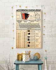 Accordion Knowledge 11x17 Poster lifestyle-holiday-poster-3