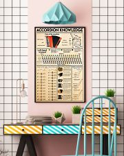 Accordion Knowledge 11x17 Poster lifestyle-poster-6