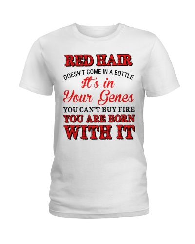 Redhead - It's in your genes