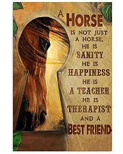 Horse Girl - A horse is a best friend 11x17 Poster front