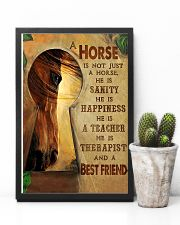 Horse Girl - A horse is a best friend 11x17 Poster lifestyle-poster-8