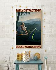 Camping And Books  11x17 Poster lifestyle-holiday-poster-3