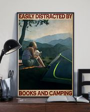 Camping And Books  11x17 Poster lifestyle-poster-2